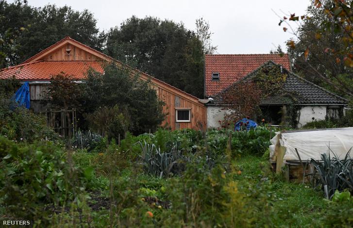 A holland farm, ahol a családot a pincében fogva tartották Ruinerwoldban