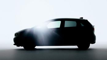A Honda megvillantja a következő Jazzt