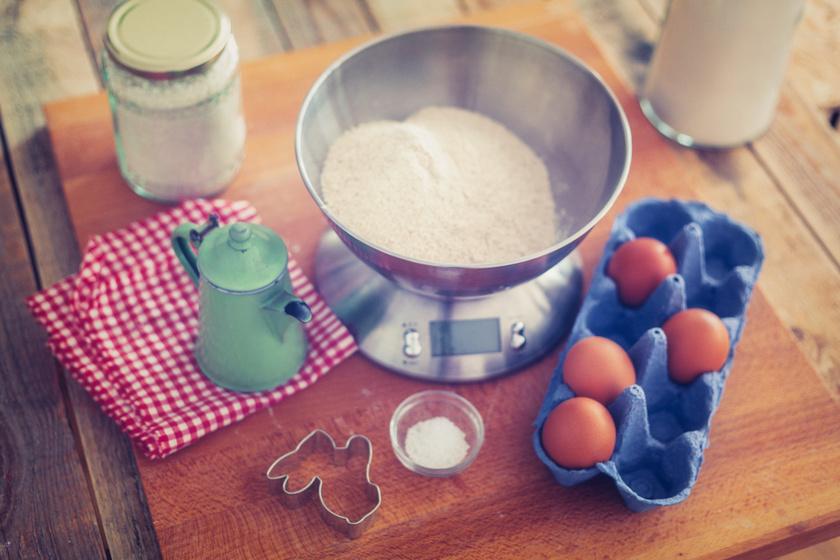 Mivel mérj a sütihez, ha nincs konyhai mérleged? Nem csak a bögre a megoldás