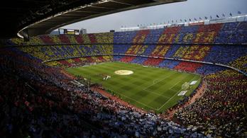 Veszélyben a Barca-Real az újabb katalán válság miatt