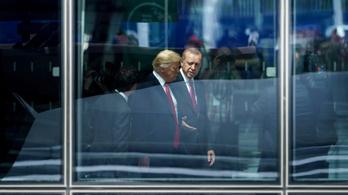 Erdoğan nem hajlandó találkozni az amerikai diplomácia vezetőivel