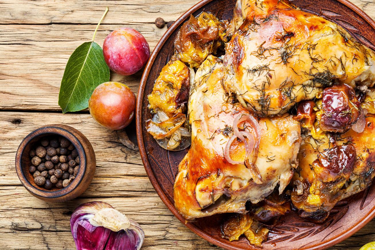 szilvas-csirke
