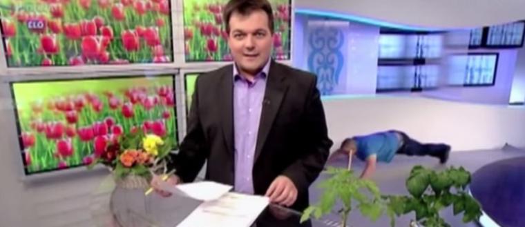 Ritkán szolgál Magyarország mémalapanyaggal a nemzetközi internetező közönségnek, de a Duna TV-n akkoriban futó Kívánságkosár című műsorban egy technikus 2014