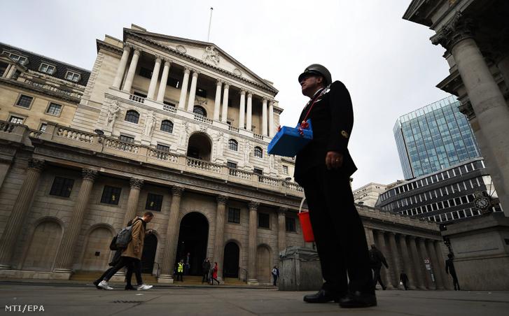 A Bank of England londoni épülete
