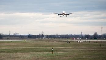 Szándékosan veszélyeztették drónokkal a légi közlekedést Ferihegyen