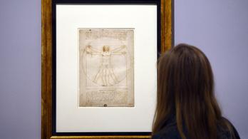 Hiába próbálták megakadályozni, a Louvre-ba megy a Vitruvius-tanulmány