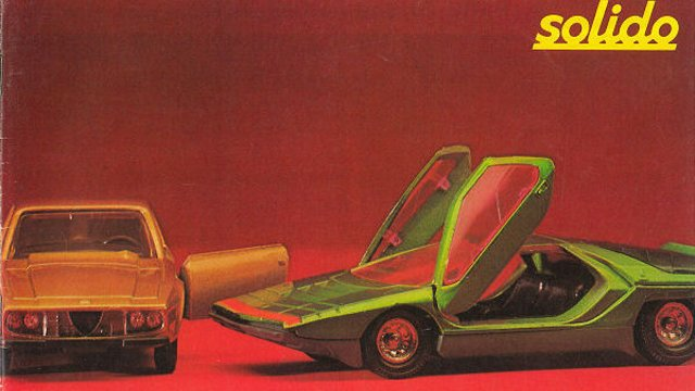 1972-es Solido katalógus