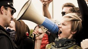 Te képes lennél fellázadni az elnyomó rendszer ellen?