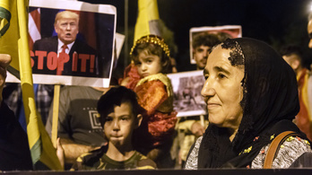 Trump: A törökországi kurdok az Iszlám Államnál is veszélyesebb terroristák