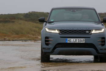 Land Rover evoque 2019