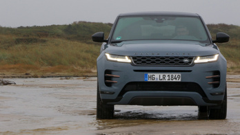 Teszt: Land Rover Range Rover Evoque P250 First Edition - 2019.