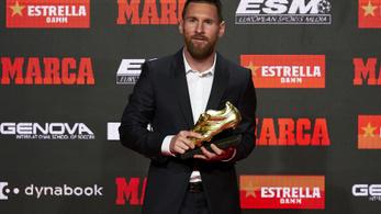Zsóri Dániel Puskás-díjas gólját méltatta Messi