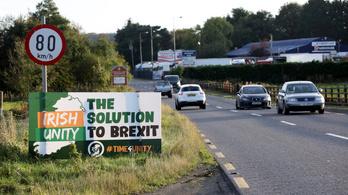 Az északír unionisták nem támogatják Boris Johnson brexitterveit