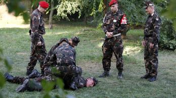 Nemzetközi migrációs válságkezelő gyakorlatot tartanak Magyarországon