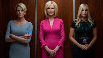 Nicole Kidman, Charlize Theron és Margot Robbie fellázadnak a vén zaklató ellen
