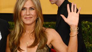 Jennifer Aniston csak tegnap regisztrált az Instagramra, de máris Guinnes rekordott döntött
