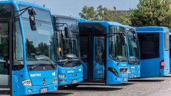 Balesetet okozott egy részeg buszsofőr Budapesten