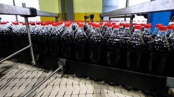 A Coca-Cola is áttér a papírpalackokra