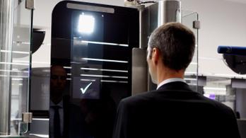 A biometrikus azonosítás növelheti a repülőterek hatékonyságát