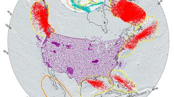 Itt az új katasztrófafilm-alapanyag: a viharrengés