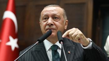 Erdogan a szemétbe dobta Trump levelét