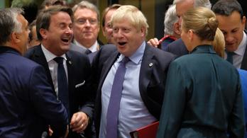 Elfogadták a brexitmegállapodást a tagországok vezetői az EU-csúcson