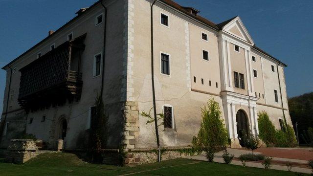 Ozorai Pipo várkastélya