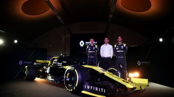 Kizárják a Renault-t az F1-ből, ha a vád bebizonyosodik