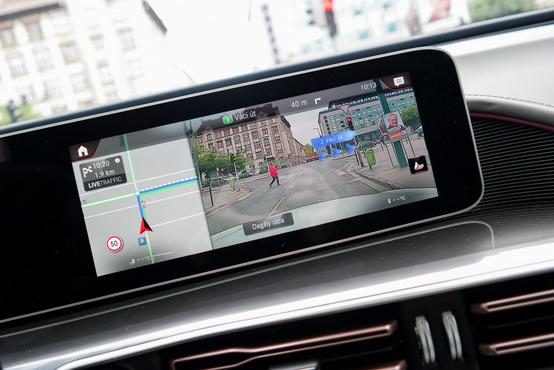 A kiterjesztett valóság-alapú navigáció minden mániákus utcatévesztő álma