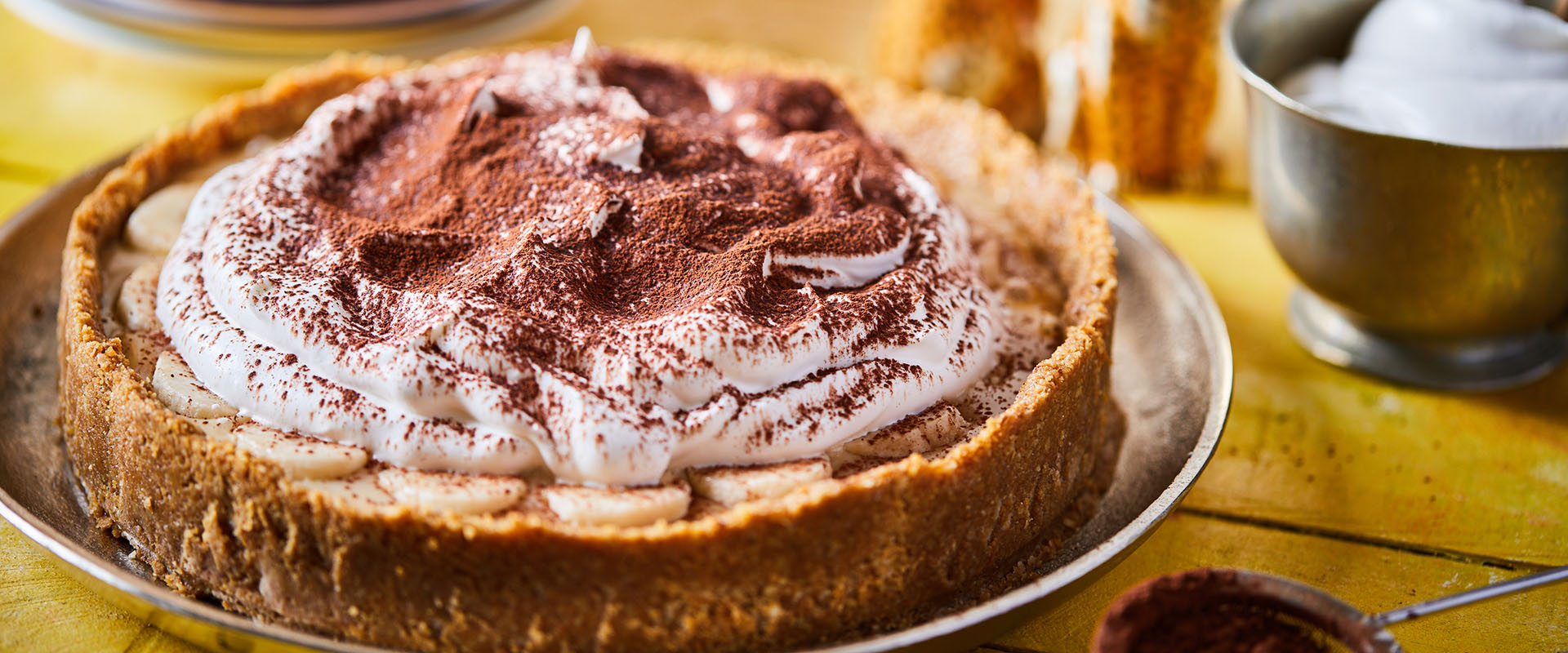 Banoffee Pie cover