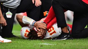 Megúszta a nagy bajt az NFL szupersztárja