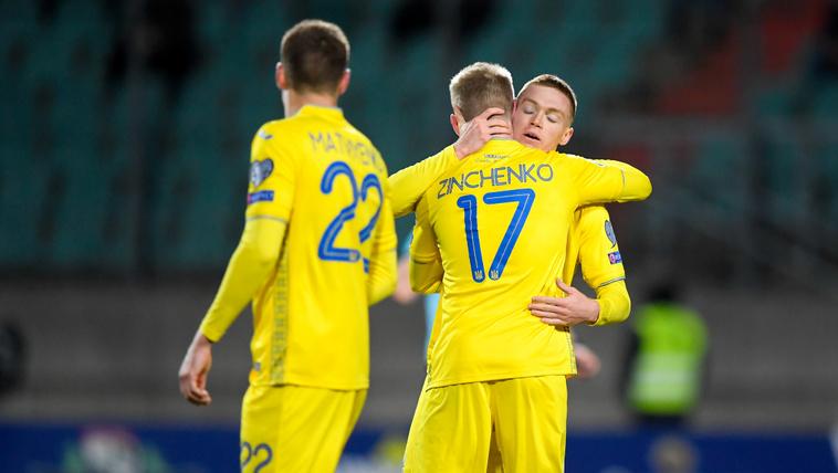 Szinte biztos, Ukrajna Budapesten játszik a futball-Eb-n