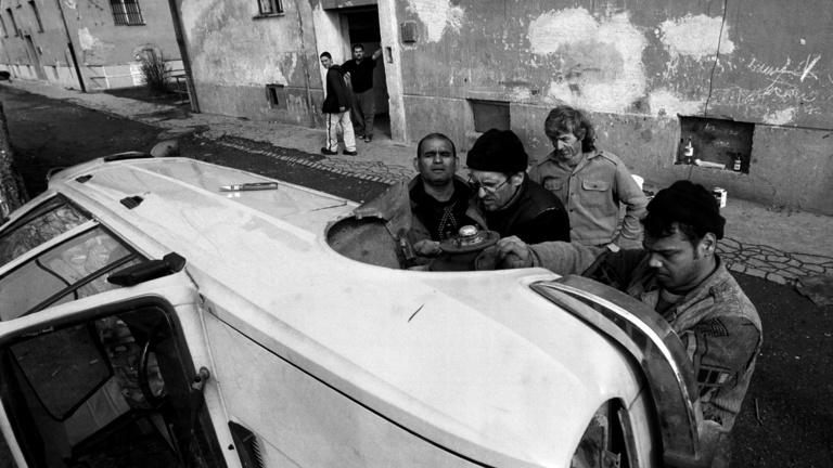 Nem a háború szüli az igazán jó fotóriportert