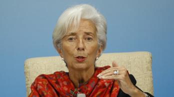Az IMF-től igazolt elnököt az Európai Központi Bank