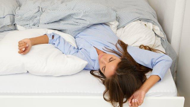 Ez a  pihentető alvás titka