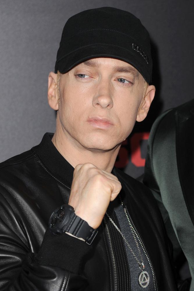 Eminem édesanyja is 17 évesen szült, noha ennek az anya-fia párosnak már nem volt annyira boldog a kapcsolata