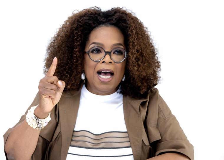 Oprah Winfrey édesanyja 18 éves volt, amikor megszülte őt