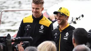 Tudhattak a Renault-pilóták a spéci fékről?