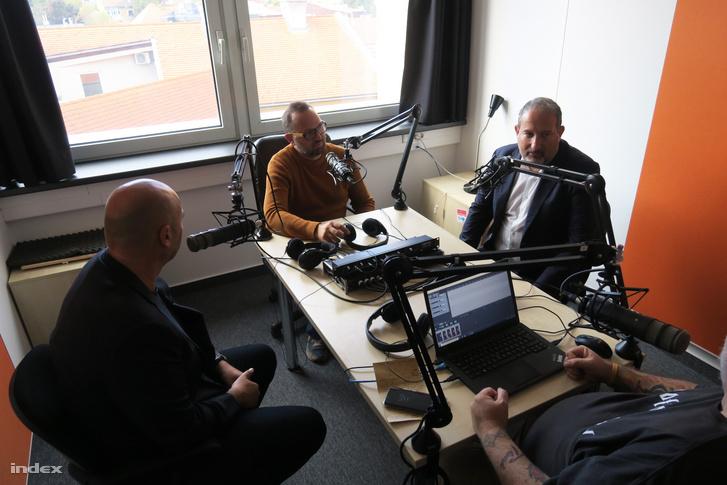 Radnai Péter Pálinkás Norbert Mentes Endre