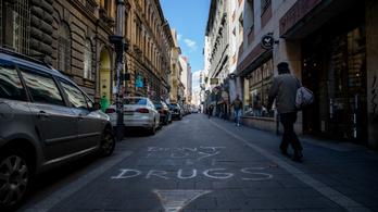 Prostitúció, fake drogok, kábítószer: rendőri razziák a bulinegyedben