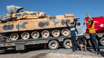 Erdoğan mindent elért, amit akart Észak-Szíriában