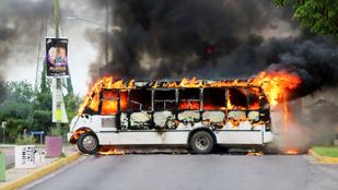 Legalább nyolcan meghaltak a csütörtöki mexikói drogháborúban