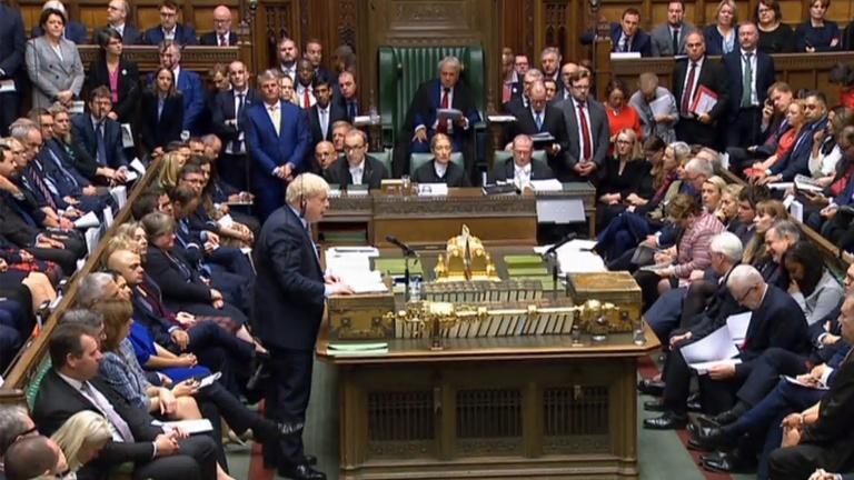 Brexit: a brit parlament előtt Boris Johnson megállapodása, egy módosító mindent megkavarhat