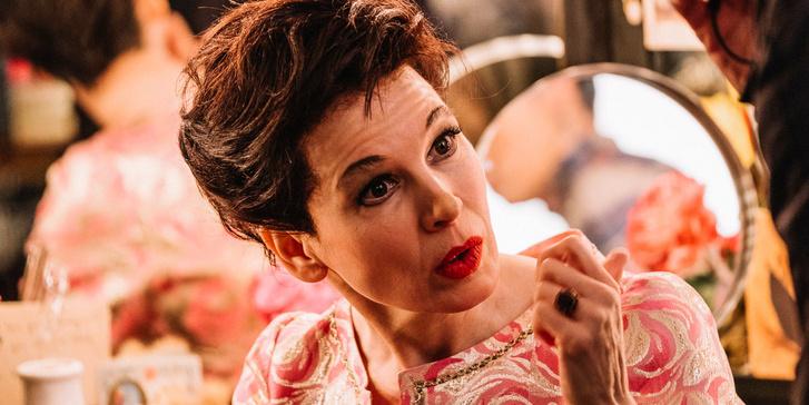 Renée Zellweger Judy Garland szerepében