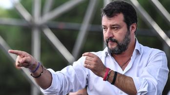 Salvini: Meg kell állítani a törököket Szíriában