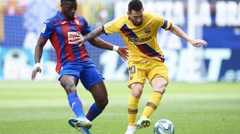 Griezmann, Messi, Suárez, 3-0