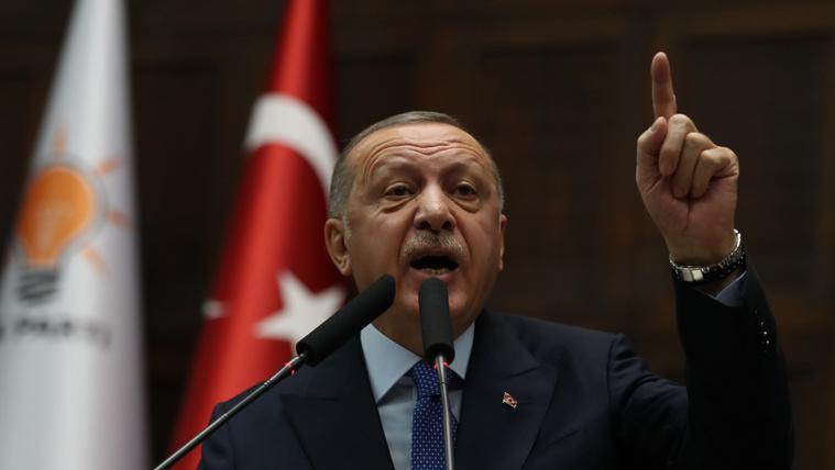 Erdoğan: Szétzúzzuk a