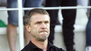 Újpest elleni győztes meccsen fütyülték ki a Fradit, Rebrov nem érti