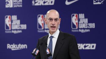 Kína súlyos válaszcsapást ígér az NBA vezérének