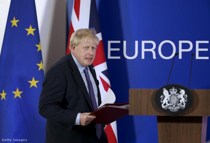 (b-j): Boris Johnson és Európa